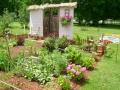 Kmečki vrt v arboretumu